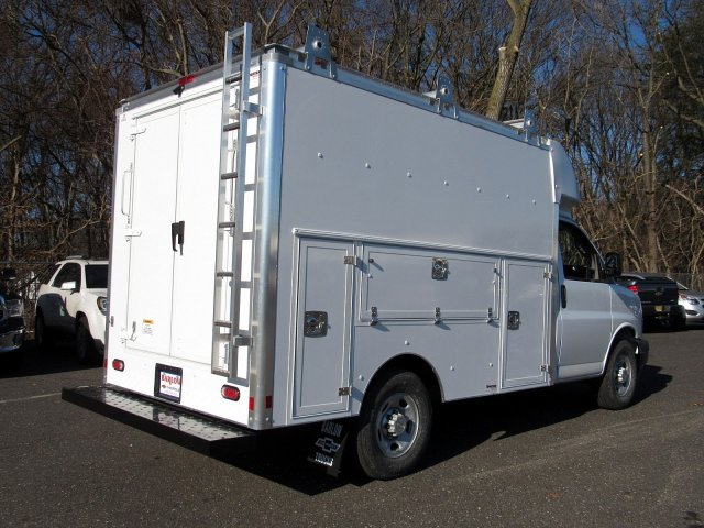 2020 Chevrolet Express 3500 4x2, Supreme Service Utility Van #13012 - photo 1