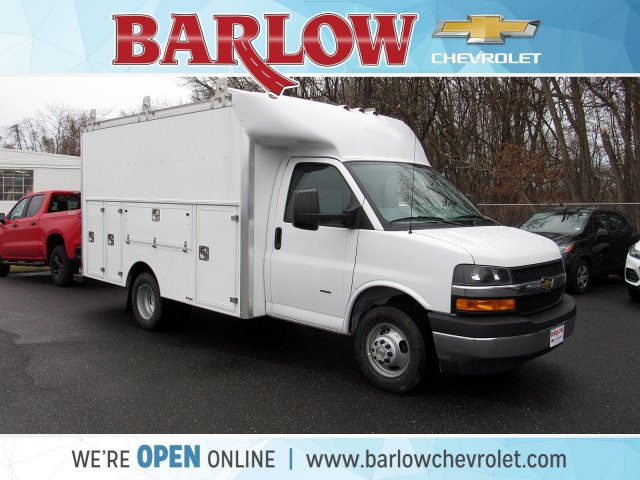 2020 Chevrolet Express 3500 RWD, Supreme Service Utility Van #140082 - photo 1
