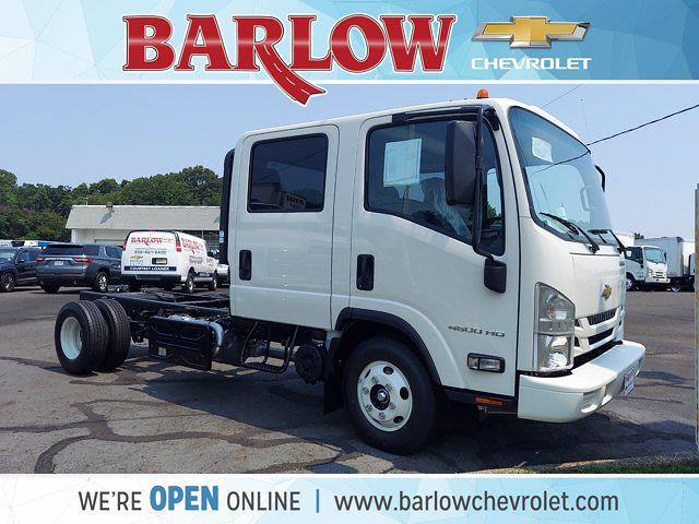 2022 Chevrolet LCF 4500HD Crew Cab 4x2, Cab Chassis #14109 - photo 1
