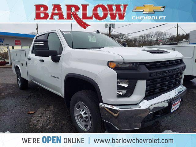 2021 Chevrolet Silverado 2500 Crew Cab 4x2, Reading Service Body #156138 - photo 1