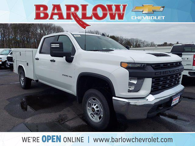 2021 Chevrolet Silverado 2500 Crew Cab 4x2, Reading Service Body #156243 - photo 1