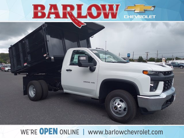 2020 Chevrolet Silverado 3500 Regular Cab DRW 4x4, Reading Landscape Dump #261641 - photo 1