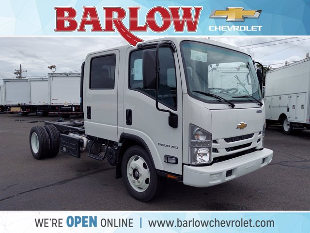 2021 Chevrolet Low Cab Forward 4x2, Cab Chassis #300844 - photo 1
