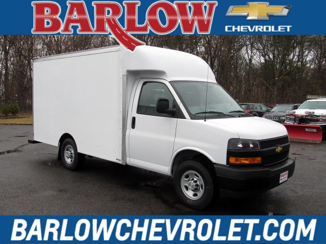 2020 Chevrolet Express 3500 4x2, Supreme Service Utility Van #3189 - photo 1