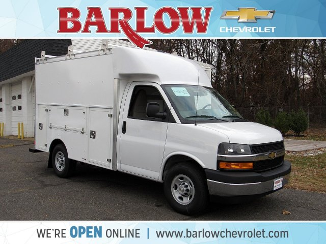 2019 Chevrolet Express 3500 4x2, Supreme Service Utility Van #368663 - photo 1