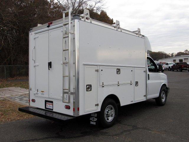 2019 Express 3500 4x2, Supreme Service Utility Van #368663 - photo 1