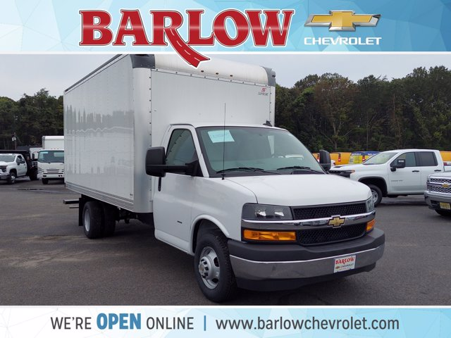2020 Chevrolet Express 3500 RWD, Supreme Dry Freight #695 - photo 1