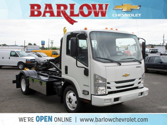 2018 Chevrolet LCF 4500 Regular Cab 4x2, Palfinger Hooklift Body #801990ZWE - photo 1