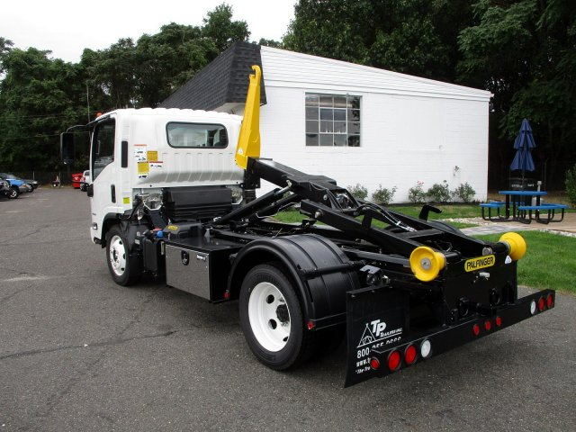 2018 LCF 4500 Regular Cab 4x2,  Palfinger Hooklift Body #801990ZWE - photo 4