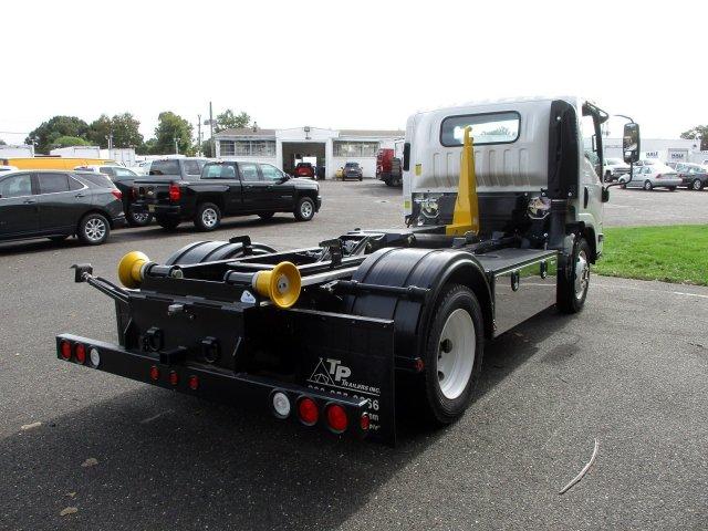 2017 LCF 4500 Regular Cab 4x2,  Palfinger Hooklift Body #802190 - photo 1
