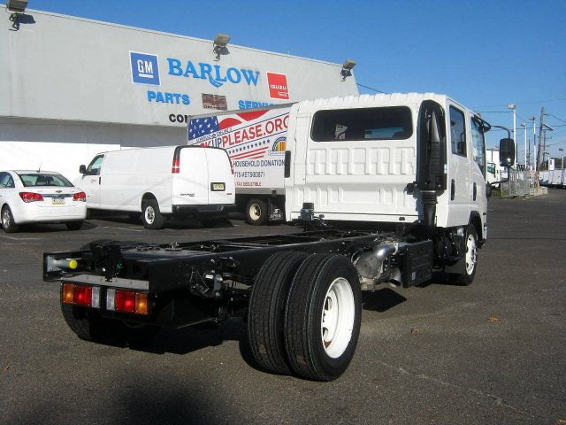 2019 Isuzu NRR Regular Cab 4x2, Cab Chassis #302764 - photo 1