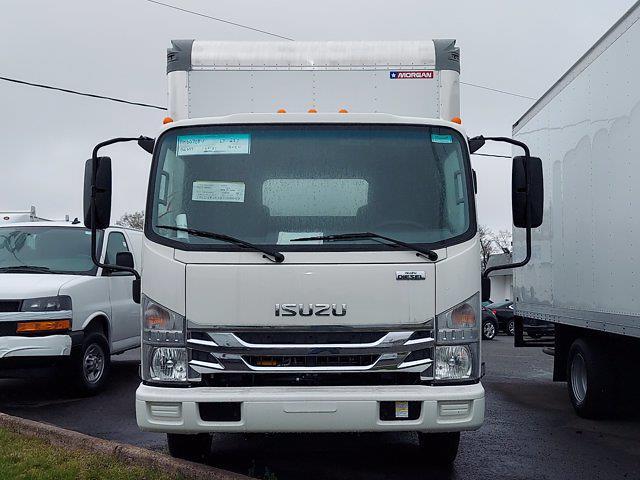 2021 Isuzu NPR-HD Regular Cab 4x2, Morgan Dry Freight #6649 - photo 1
