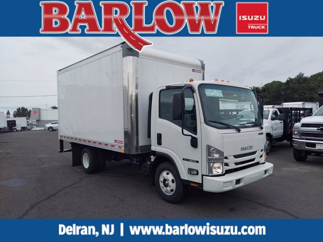 2020 Isuzu NPR Regular Cab 4x2, Morgan Dry Freight #801616 - photo 1