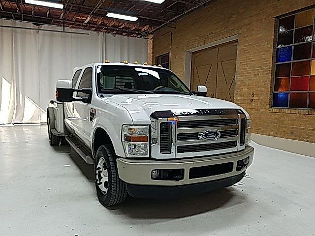 2010 Ford F-350 Crew Cab DRW 4x4, Hauler Body #D3457 - photo 1