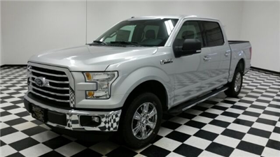 2015 F-150 Crew Cab Pickup #F16635 - photo 1