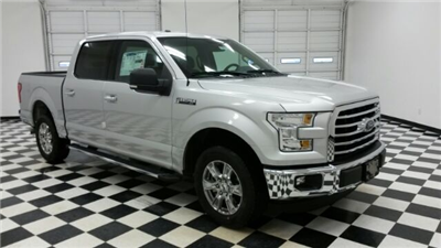 2015 F-150 Crew Cab Pickup #F16635 - photo 4