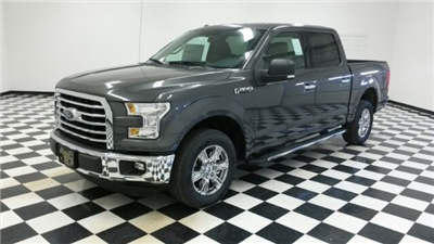 2015 F-150 Crew Cab, Pickup #F16851 - photo 1