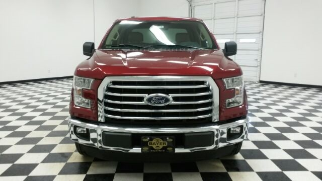 2015 F-150 Crew Cab Pickup #F17225 - photo 4