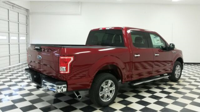 2015 F-150 Crew Cab Pickup #F17225 - photo 7