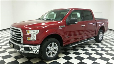 2015 F-150 Crew Cab Pickup #F17225 - photo 1