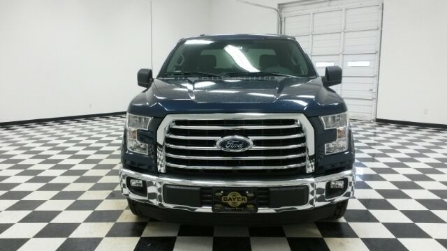 2015 F-150 Crew Cab Pickup #F17257 - photo 4