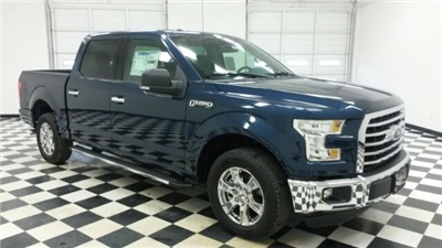 2015 F-150 Crew Cab Pickup #F17257 - photo 3