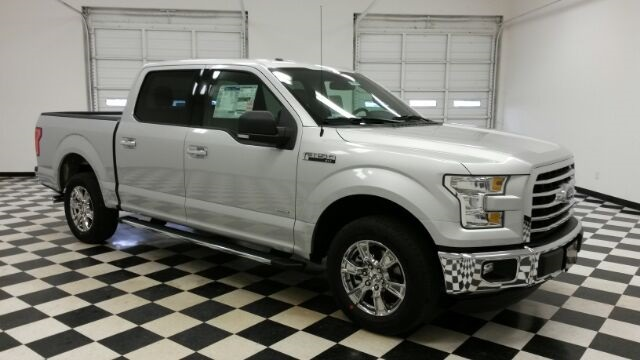 2015 F-150 Crew Cab, Pickup #F17410 - photo 3