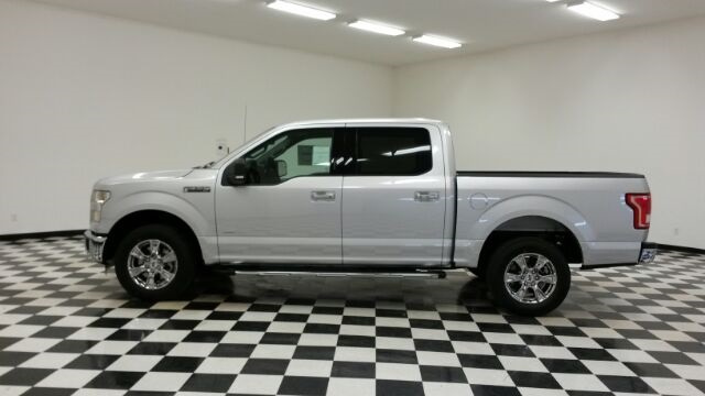 2015 F-150 Crew Cab, Pickup #F17410 - photo 4