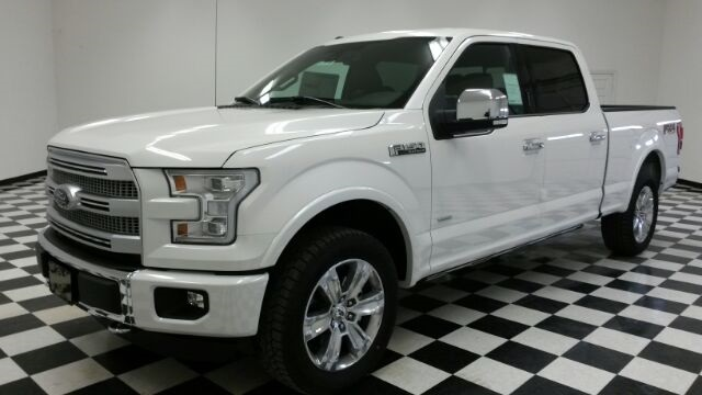 2016 F-150 Super Cab 4x4, Pickup #F17715 - photo 1