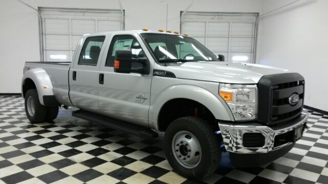2016 F-350 Crew Cab DRW 4x4 Pickup #F17792 - photo 1