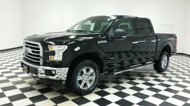 2016 F-150 Super Cab 4x4, Pickup #F18032 - photo 1