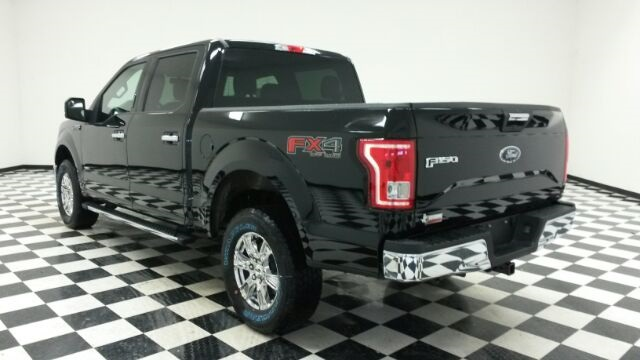 2016 F-150 Super Cab 4x4, Pickup #F18032 - photo 2