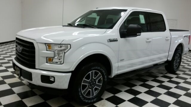 2016 F-150 Super Cab 4x4 Pickup #F18147 - photo 1