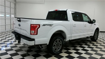 2016 F-150 Super Cab 4x4 Pickup #F18147 - photo 7