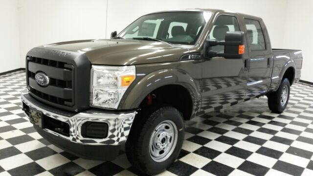 2016 F-250 Crew Cab 4x4 Pickup #F18204 - photo 1