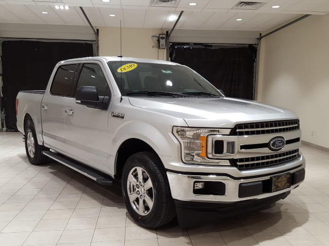 2018 F-150 SuperCrew Cab 4x2,  Pickup #F19607 - photo 3