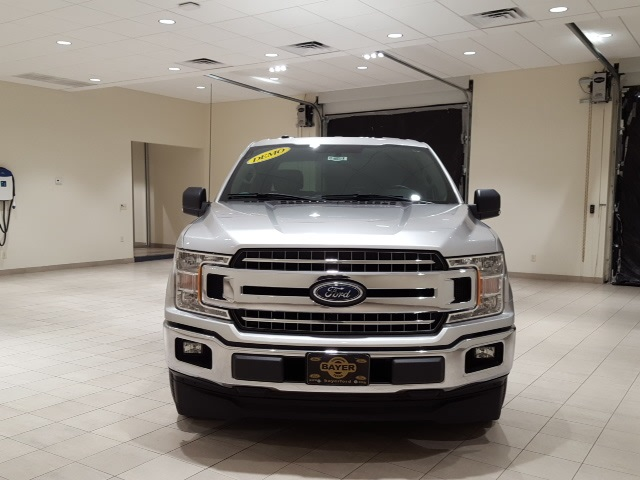 2018 F-150 SuperCrew Cab 4x2,  Pickup #F19607 - photo 4