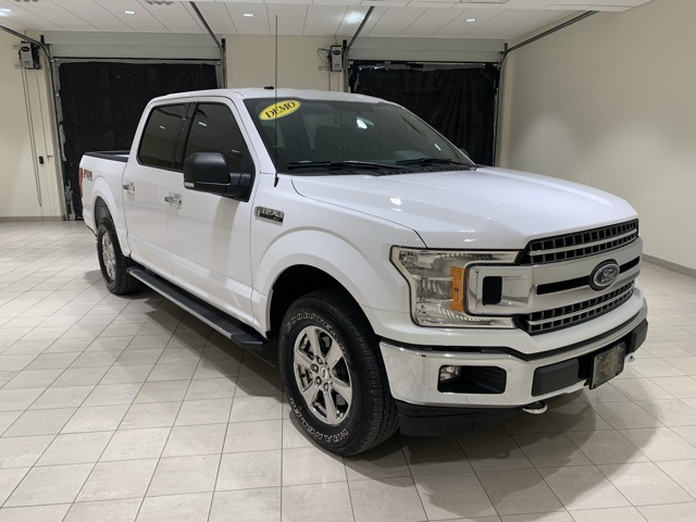 2018 F-150 SuperCrew Cab 4x4,  Pickup #F20076 - photo 3