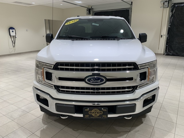 2018 F-150 SuperCrew Cab 4x4,  Pickup #F20076 - photo 4