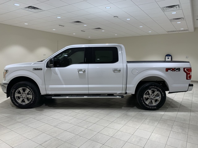 2018 F-150 SuperCrew Cab 4x4,  Pickup #F20076 - photo 5
