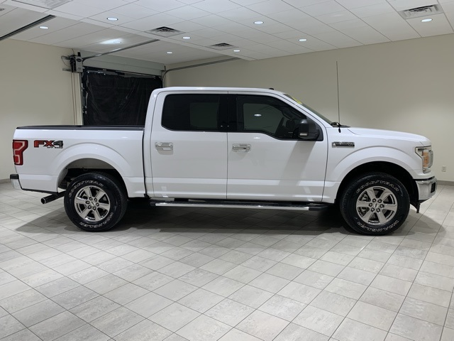 2018 F-150 SuperCrew Cab 4x4,  Pickup #F20076 - photo 8