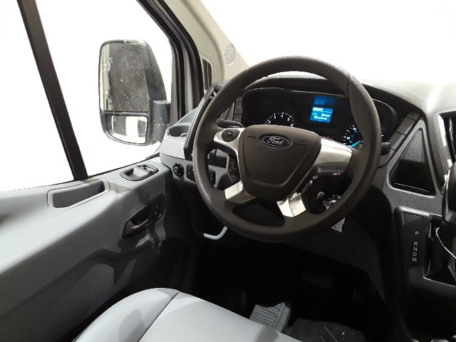 2018 Transit 250 Med Roof 4x2,  Empty Cargo Van #F20496 - photo 10