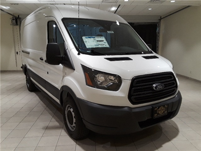 2018 Transit 250 Med Roof 4x2,  Empty Cargo Van #F20496 - photo 3