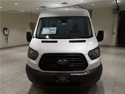 2018 Transit 250 Med Roof 4x2,  Empty Cargo Van #F20496 - photo 4