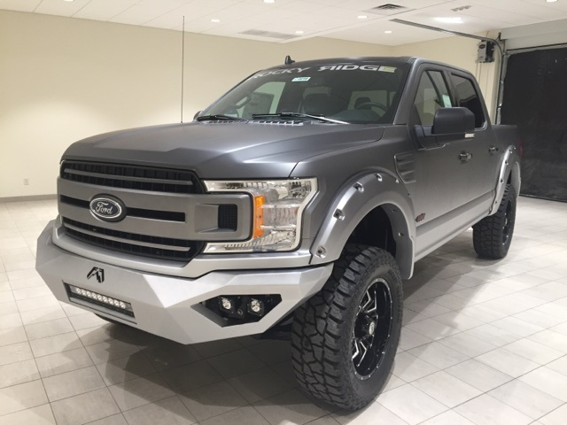 2018 F-150 SuperCrew Cab 4x4,  Pickup #F20698 - photo 1