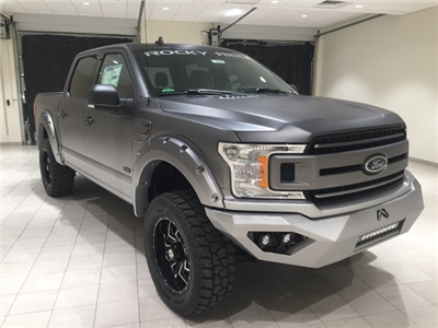 2018 F-150 SuperCrew Cab 4x4,  Pickup #F20698 - photo 3