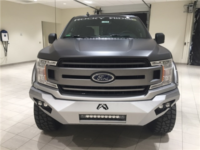2018 F-150 SuperCrew Cab 4x4,  Pickup #F20698 - photo 5
