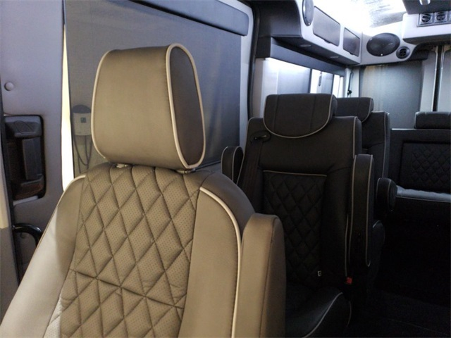 2018 Transit 250 Med Roof 4x2,  Passenger Wagon #F20716 - photo 12