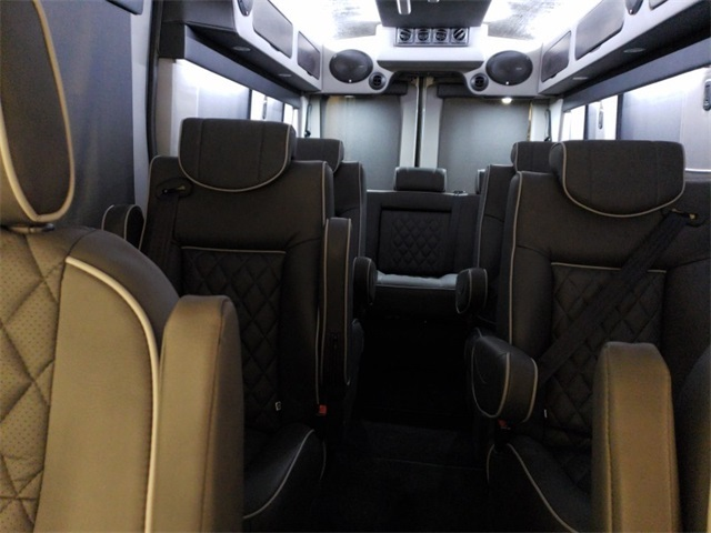 2018 Transit 250 Med Roof 4x2,  Passenger Wagon #F20716 - photo 13