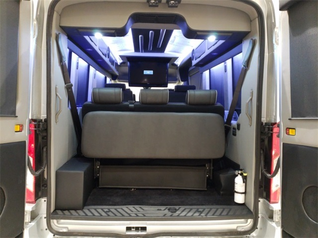 2018 Transit 250 Med Roof 4x2,  Passenger Wagon #F20716 - photo 19